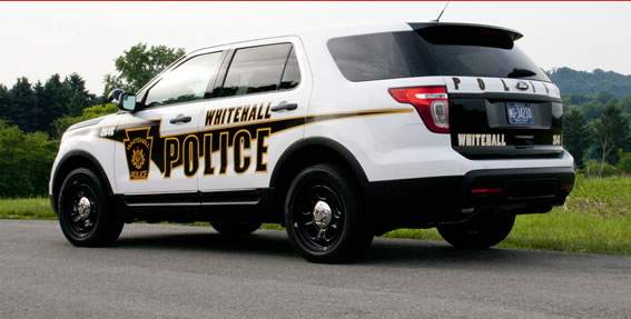 Whitehall Interceptor SUV